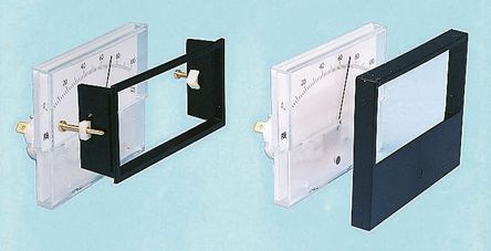 Sifam - AC 803 - Bezel for behind panel mount,94x72.4mm
