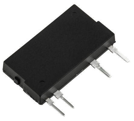 Panasonic - AQZ202 - Panasonic 3 A PCB安装 固态继电器 AQZ202, MOSFET输出, 60 V