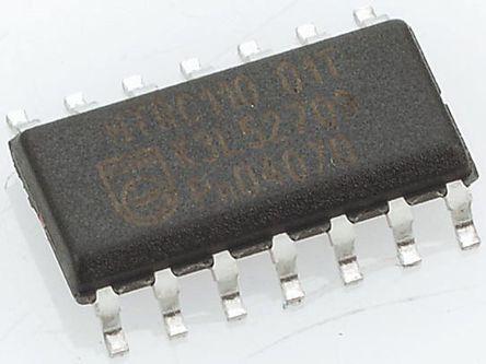 STMicroelectronics - L6563 - STMicroelectronics L6563 功率因数控制器, 14引脚 SOIC封装