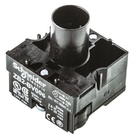 Schneider Electric - ZB2BV006 - Schneider Electric 接触块和照明块 ZB2BV006