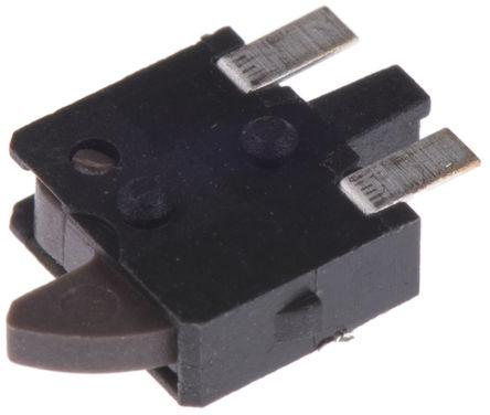 Apem - TEMRLV - Apem TEMRLV 微型开关, 单刀单掷 - 常开, 50 mA @20 V 直流