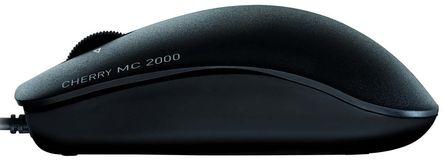 Cherry - JM-0600-2 - Cherry JM-0600-2 JM-0600-2 黑色 3按�o USB 有� 工�I用 光�W 鼠��