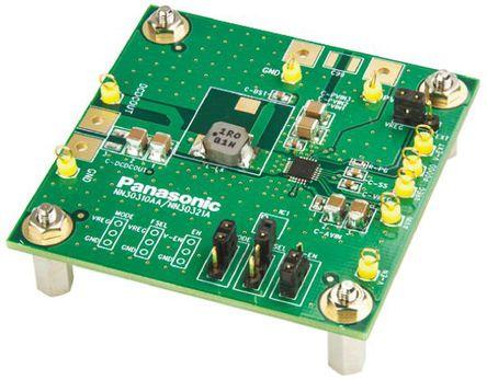 Panasonic - NN30310AA-EVB-R2 - Panasonic NN30310AA 直流-直流调节器 评估测试板 NN30310AA-EVB-R2