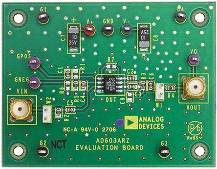 Analog Devices - AD603-EVALZ - Analog Devices 模拟开发套件 AD603-EVALZ