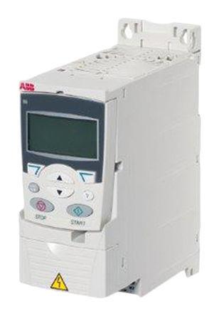 ABB - ACS355-01E-06A7-2 - ABB ACS355 系列 IP20 1.1 kW 变频器驱动 ACS355-01E-06A7-2, 0 → 600Hz, 6.7 A, 200 → 240 V, 使用于1.1 kW 交流电动机