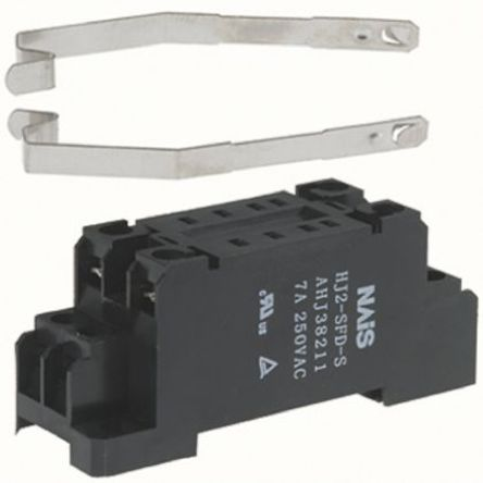 Panasonic - HJ2SFDS - Panasonic 继电器插座 HJ2SFDS, 适用于HJ 系列