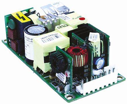 Artesyn Embedded Technologies - LPT103-M - Artesyn Embedded Technologies 130W 3�出 嵌入式�_�P模式�源 SMPS LPT103-M, 90 → 264V ac�入, 5 V, ±15 V�出