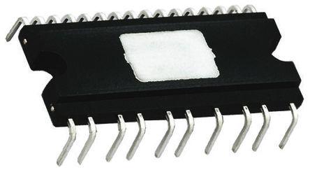 STMicroelectronics - STGIPL20K60 - STMicroelectronics STGIPL20K60 N通道 智能功率模块, 3 相, 20 A, Vce=600 V, 38引脚 SDIP封装