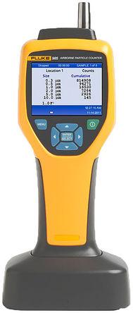 Fluke - FLUKE 985 - Fluke 985 背光LCD 显示 数据记录 空气质量监测器 4131397