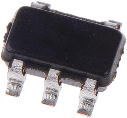 STMicroelectronics - STMPS2141STR - STMicroelectronics STMPS2141STR, 单输出 负载开关集成电路, 高侧 MOSFET 开关, 0.5A, 2.7 → 5.5V, 5引脚 SOT-23封装
