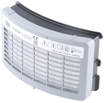 3M - TR-3710E - 空气过滤器, 使用于Versaflo 电动空气呼吸器