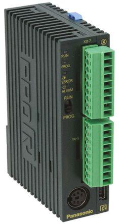 Panasonic - AFP0RE16RS - Panasonic 扩展装置模块 AFP0RE16RS, 8输入, 8输出