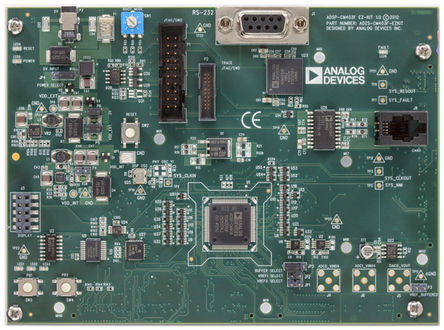 Analog Devices - ADZS-CM403F-EZLITE - Analog Devices 评估套件 ADZS-CM403F-EZLITE