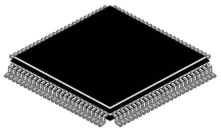 STMicroelectronics - STM32F427VIT6 - STMicroelectronics STM32F 系列 32 bit ARM Cortex M4 MCU STM32F427VIT6, 180MHz, 2048 kB ROM 闪存, 256 kB(系统),4 kB(备份) RAM