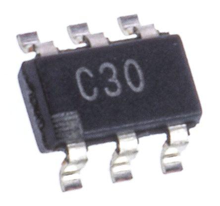 Analog Devices - AD7276BUJZ-500RL7 - Analog Devices AD7276BUJZ-500RL7 12 位 ADC, Serial (SPI/QSPI/Microwire)接口, 6引脚 TSOT封装