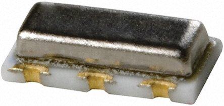 Murata - CSTCR4M00G55-R0 - Murata CSTCR4M00G55-R0 4MHz 陶瓷谐振器, 剪切模式, 39pF负载, 3针 保护罩芯片封装, 4.5 x 2 x 1.15mm