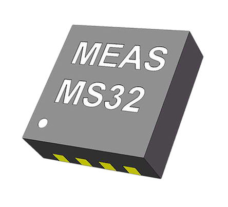 TE Connectivity - G-MRCO-017 - TE Connectivity G-MRCO-017 2轴 倾角仪, 最大为 30 V电源, 8引脚 TDFN封装