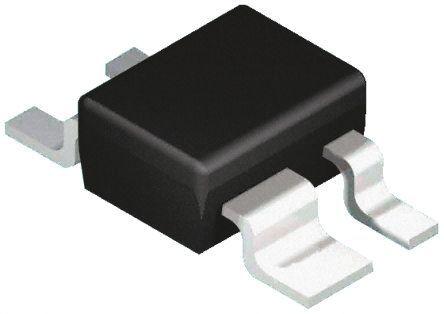 Infineon - BFP740H6327 - Infineon BFP740H6327 , NPN 硅�N�p�O晶�w管, 30 mA, Vce=4 V, HFE:160, 42 GHz, 4引�_ SOT-343封�b