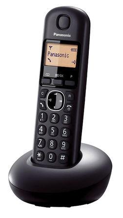 Panasonic - KX-TGB210EB - Panasonic KX-TGB210E LCD 显示 电话 KX-TGB210EB