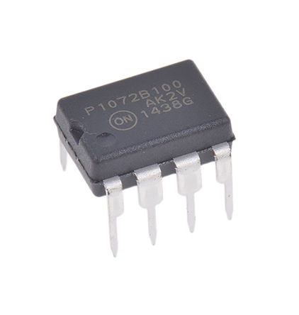 ON Semiconductor NCP1072P100BG