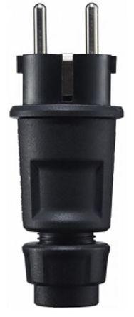 ABL Sursum - 1519100 - ABL Sursum 1519100 黑色 2P+E 电源插头, 额定250 V 16A