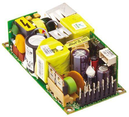 Artesyn Embedded Technologies - LPS109-M - Artesyn Embedded Technologies 100W �屋�出 嵌入式�_�P模式�源 SMPS LPS109-M, 120 → 300 V dc, 90 → 264 V ac�入, 54V dc�出
