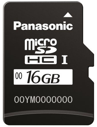 Panasonic - RP-SMKC16DA1 - Panasonic SD 卡 RP-SMKC16DA1, 使用于KC 系列