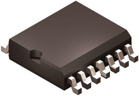 Analog Devices - AD8182ARZ - Analog Devices AD8182ARZ 多路复用器, 双 2:1, 14引脚 SOIC封装