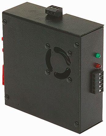 RS Pro - EQ124.25DTC - RS Pro 铅酸/汽车电池充电器 EQ124.25DTC, 12V @ 4.25A, 3充电阶段, 95 → 277V ac输入, 12V输出@4.25A