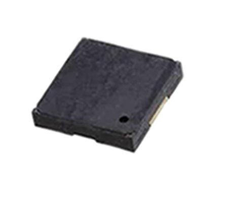 Murata - PKMCS0909E4000-R1 - Murata ±12.5 V 65dB 表面贴装 发声器音调 外部驱动 压电蜂鸣器 PKMCS0909E4000-R1, 最高4 kHz
