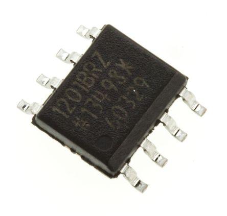 Analog Devices - ADUM1201BRZ - Analog Devices ADUM1201BRZ 2通道 数字隔离器, 2.5 kV隔离电压, 8针 SOIC