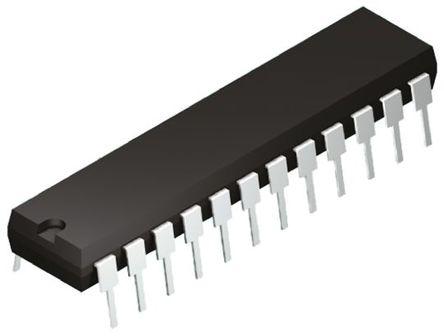 Analog Devices - AD7547JNZ - Analog Devices AD7547JNZ 双 12 位 DAC, 667ksps, 并行接口, 24引脚 PDIP封装