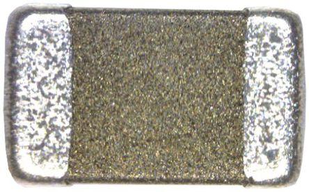 Murata - NCP21XV103J03RA - Murata NCP 系列 200mW 10kΩ 热敏电阻器 NCP21XV103J03RA, ±5%容差, 适用于补偿,传感, 0805 封装