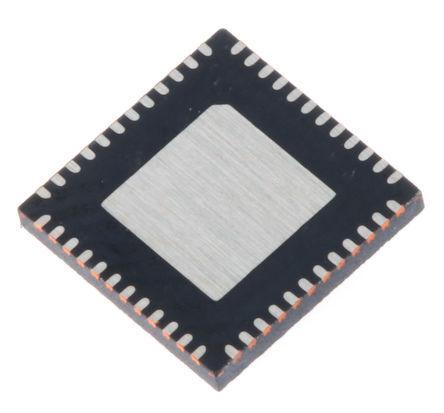 STMicroelectronics - CLT01-38SQ7-TR - STMicroelectronics CLT01-38SQ7-TR 8个 频道保护器, 15 → 35 V, 48引脚 QFN封装