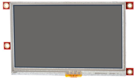 4D Systems - SK-43PT-PI - 4D Systems ���采集、串行 LCD �_�l套件