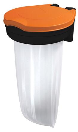 Skipper - Bin01-O - Skipper 338mm长 橙色 槽 Bin01-O, 338 (W) x 376 (D) x 194 (H)mm, 使用于 Skipper 支柱和基座系统