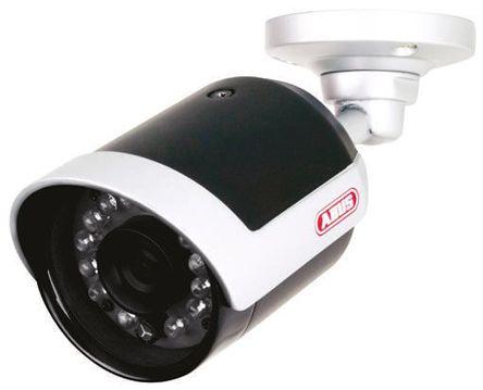 ABUS - TVCC40030 - Abus 室外 IP66 红外 彩色CCD摄像机 CCTV 摄像机 TVCC40030, 3.6mm, 520 TVL,795 x 596 像素, 78°, 12V dc