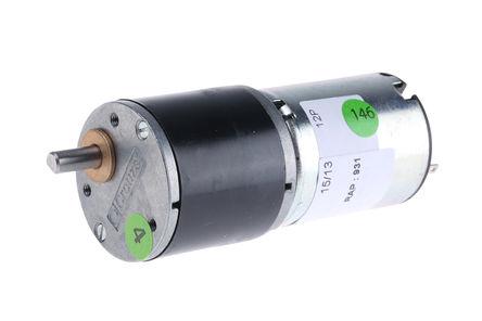 Crouzet - 82862205 - Crouzet 直流�X���与���C 82862205, �刷型, 24 V 直流, 0.5 Nm, 4.6 rpm, 3 W
