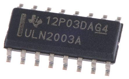 STMicroelectronics - VIPER16HDTR - STMicroelectronics VIPER16HDTR 交直流转换器, 11.5 → 23.5 V输入, 800 V输出, 16引脚 SOIC封装