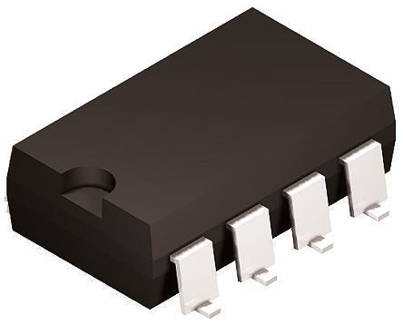 Broadcom - HCNW137-300E - Broadcom 光耦 HCNW137-300E, 交流,直流�入, TTL�出, 8引�_ DIP 封�b