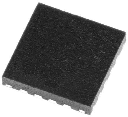 STMicroelectronics - M41T83SQA6F - STMicroelectronics M41T83SQA6F 实时时钟 (RTC), 实时时钟功能, 32B RAM, I2C总线, 3 → 5.5 V电源, 16引脚 QFN封装
