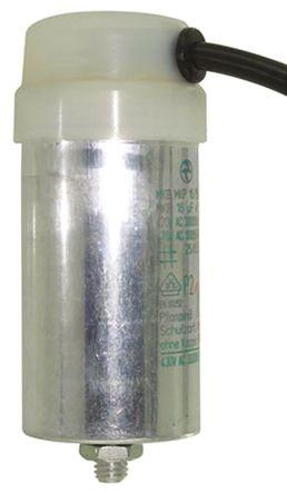ebm-papst - 2168-4-7320 - ebm-papst 7320 系列 16μF 聚丙烯电容器 (PP) 2168-4-7320, 螺丝安装, 46mm直径