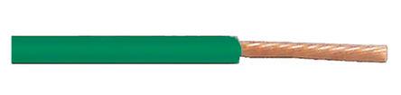 TE Connectivity - ACW0219-1.00-5 - TE Connectivity ACW 系列 100m 绿色 汽车电线 ACW0219-1.00-5, 1 mm2 横截面积, 50 V, 阻燃、低烟雾密度、自熄灭, -40 → +150 °C