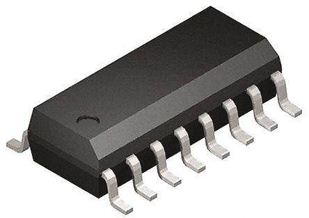 STMicroelectronics - HVLED805 - STMicroelectronics HVLED805 LED 驱动器, 11.5 → 23 V, 16引脚 SOIC封装