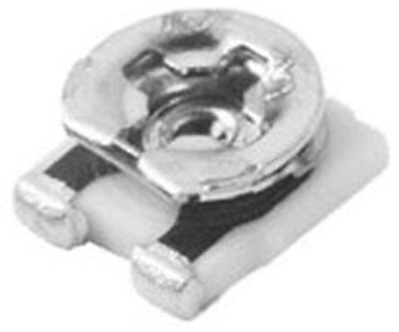Panasonic - EVM3YSX50B55 - Panasonic EVM3Y 系列 表面贴装 微调电阻器 EVM3YSX50B55, 带焊垫接端, 500kΩ ±25%, 0.15W, ±250ppm/°C