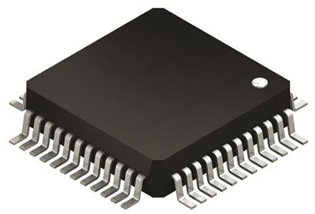 STMicroelectronics - STM8S007C8T6 - STMicroelectronics STM8S 系列 8 bit STM8 MCU STM8S007C8T6, 24MHz, 64 kB ROM 闪存, 6 kB RAM, LQFP-48