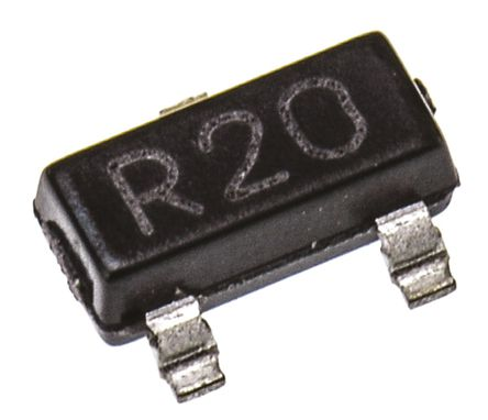 Analog Devices - AD1582BRTZ-REEL7 - Analog Devices AD1582BRTZ-REEL7 Fixed 2.5V 电压参考, 2.498 → 2.502 V输出, ±0.08 %精确度, 5mA最大输出, 3引脚 SOT-23封装