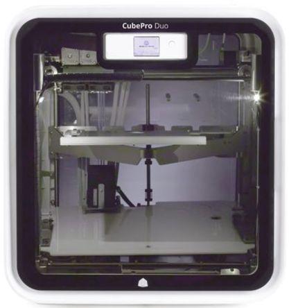 3D Systems - 3D Systems CubePro Duo - 3D Systems CubePro Duo 3D 打印机