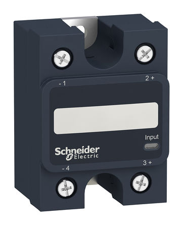 Schneider Electric - SSP1D440BDT - Schneider Electric 40 A 面板安装 单极常开 固态继电器 SSP1D440BDT, MOSFET输出, 直流切换, 150 V 直流