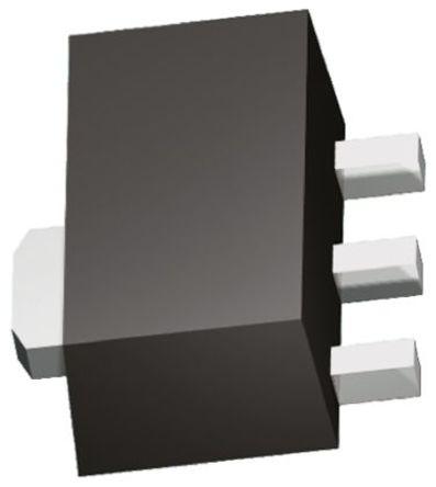 Panasonic - DSC700300L - Panasonic DSC700300L , NPN 晶体管, 1 A, Vce=50 V, HFE:120, 170 MHz, 3引脚 MiniP3 F2 B封装